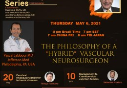 NOW, RECORDED, LIVE, Pascal Jabbour lectures at the Al Mefty Webinar from Brasil……………..