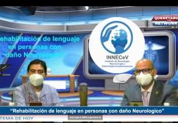 """De Mexico, """"Rehabilitacion de Lenguaje en personals con dano Neurologico"""", VIVO, de Mexico, Queretero Network"""