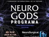 "Grabado 26 Julio, 2021, ""Neuro Gods #1"" Programa, empieza, con temas para Estudiantes de Neurocirugia en LatinoAmerica"