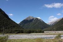 In den Southern Alps