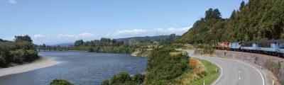 Unterwegs mit der Eisenbahn - Neuseeland auf Schienen