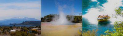 Volcanic Country: Es zischt, es dampft, es stinkt