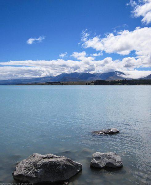 Lake Tekapo - Südinsel