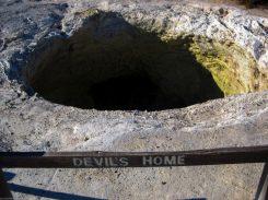 Hier wohnt der Teufel - Wai-O-Tapu