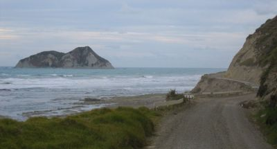Auf dem Weg zum East Cape Nordinsel Neuseelands