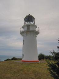Leuchtturm vom East-Cape