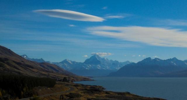 Mount Cook, Südinsel Neuseeland