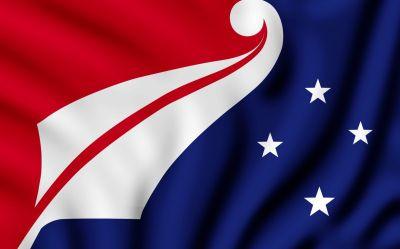 Neuseelands zukünftige Nationalfahne? Von Denise Fung