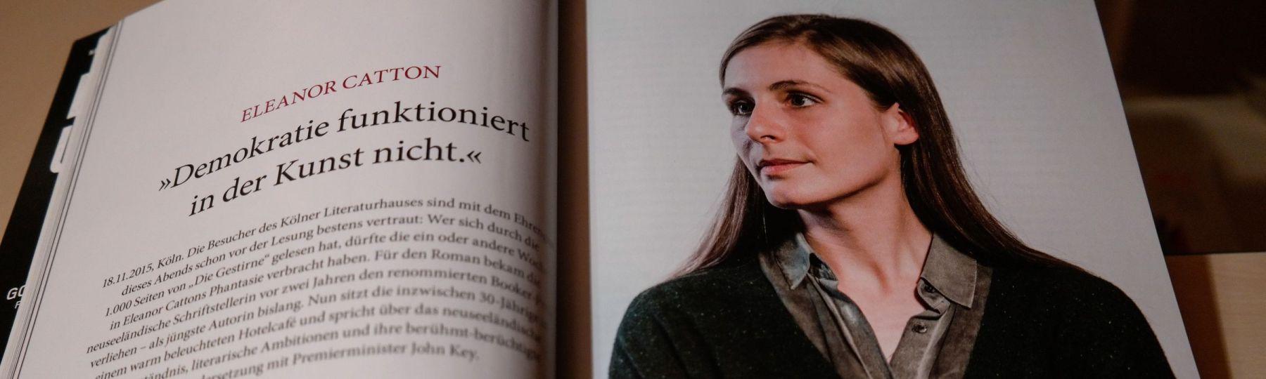 Eleanor Catton