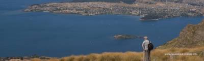 Roys Peak Track - in Serpentinen zum schönsten Panorama