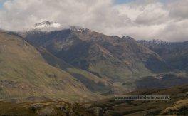 Sicht auf den Mount Aspiring Nationalpark