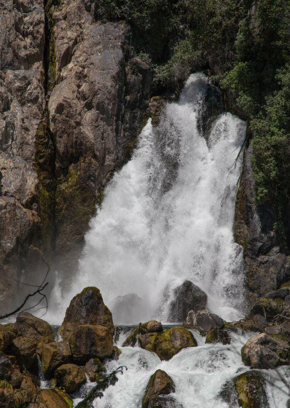 Tarawera Waterfall