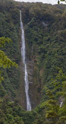 Humboldt Falls auf Neuseeland