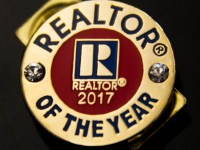 Margaret Rose of Neuse Realty named Realtor® of the Year for 2017