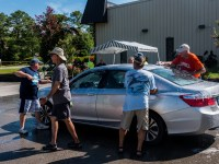 Community Highlights: Car Wash for Multiple Sclerosis (MS)