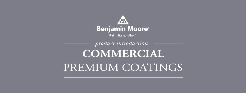 Benjamin Moore Paint Workshop Premium Coatings