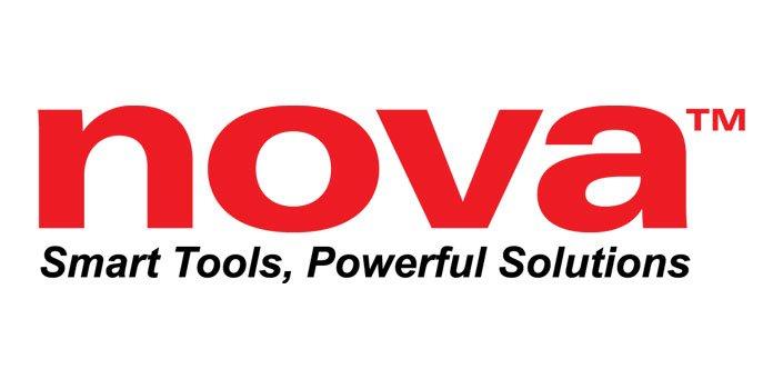 Nova Smart Tools Powerful Solutions logo