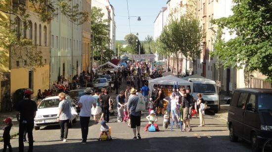 Viertes Ottostraßenfest - 2011