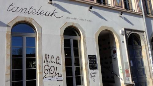 Neu: tanteleuk auf der Louisenstraße 24