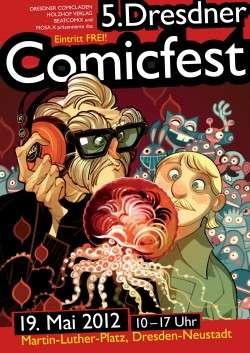 5. Comicfest am 19. Mai
