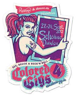 Colored Gigs