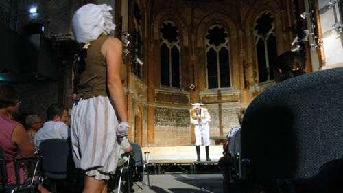 """Szene aus """"Figaros Hochzeit"""""""