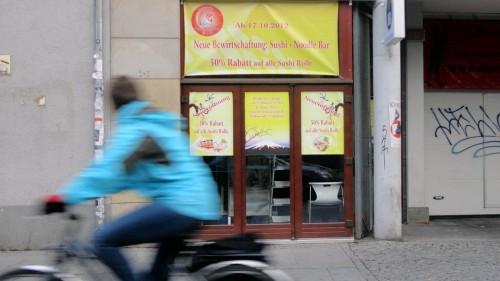 Ab 17. Oktober: Sushi - Noodle Bar