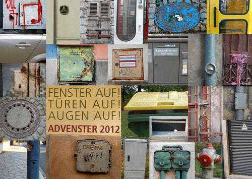 Advenster 2012 - Fenster auf!