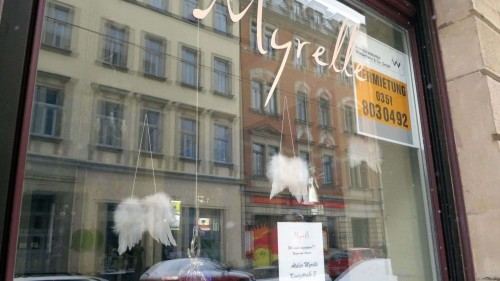 "Atelier ""Myrelle"" zieht um"