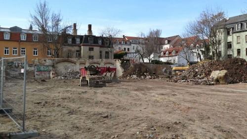 viel Platz auf dem BRN-Lustgarten-Gelände