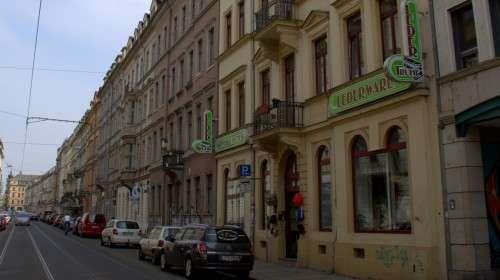 Die Leder-Truhe auf der Rothenburger Straße