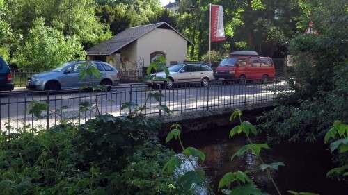 Nordstrasse Brücke