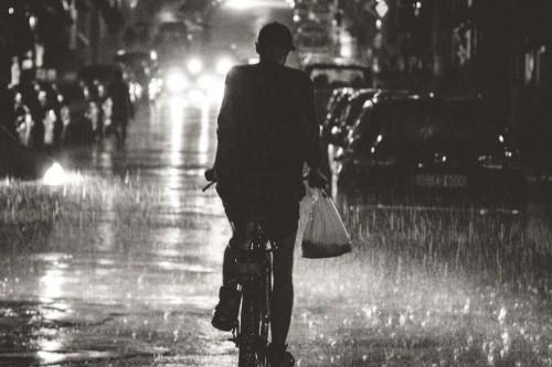 Regen in der Nacht - Foto: Benjamin Schubert