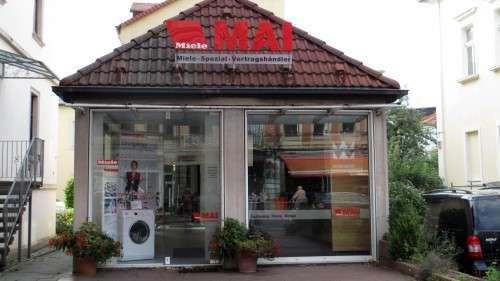 Die Mai-Hütte soll bald einer gläsernen Schaufenstergalerie weichen