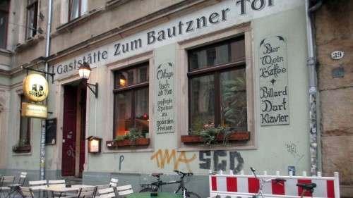 Eine Institution auf der Hoyerswerdaer Straße