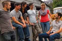 Die Macher von der Lößnitzstraße sind voller Vorfreude - Foto: PR