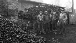 Ähnliche Ausmaße hatte der ursprünglich anvisierte Kohlenhaufen. Foto: Günter Starke