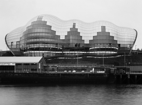Newcastle-Gateshead - The Sage, Foto: Manfred Hamm