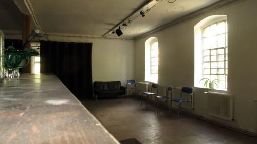Auch der alte Saal soll künftig wiederbelebt werden - Foto: Archiv 2013