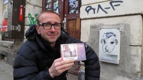 Frank Dehlis und die Kamikatzen zum Umblättern