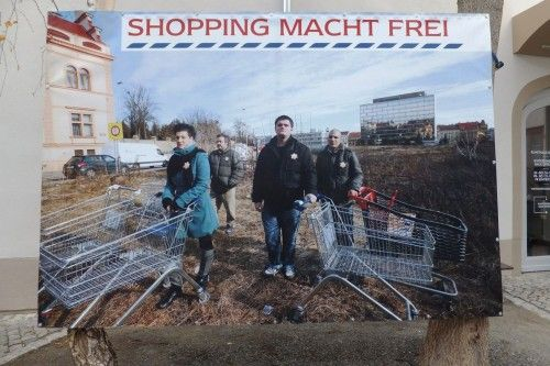 Performance: Shopping macht frei