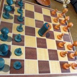 Der Zenit – das Herzstück von SchachZWO