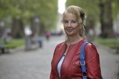 Roswitha Beyer lebt seit 40 Jahren in der Neustadt.