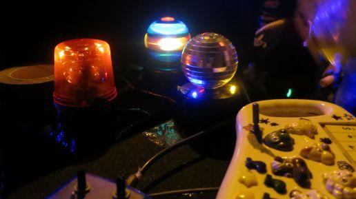 mobile Mini-Disco