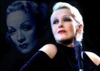Jola Wolters singt Marlene Dietrich im Kraszewski-Museum