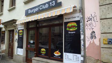Burgerclub 13 in der Görlitzer Straße 13