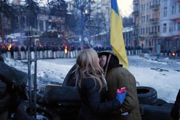 """""""Die Revolution der Würde"""" - Foto: PR/Vladyslav Musienko"""