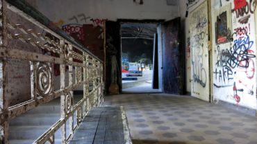 Spannende Räume in der mehr als 100 Jahre alten Fabrik-Halle.