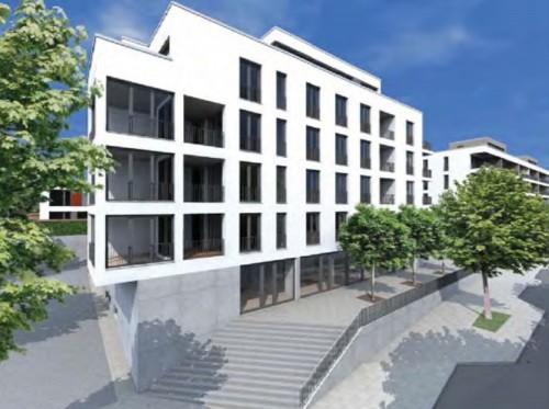 Obere Neustadt - Perspektive Tannenstraße