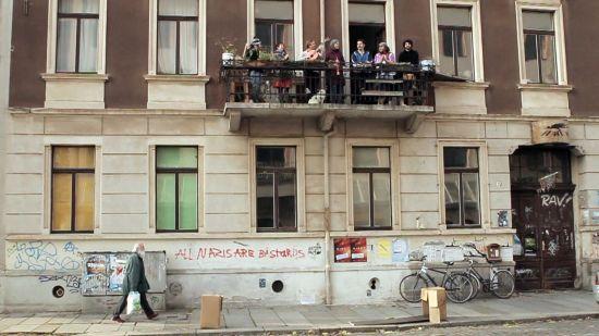 Proberaum mit Balkon